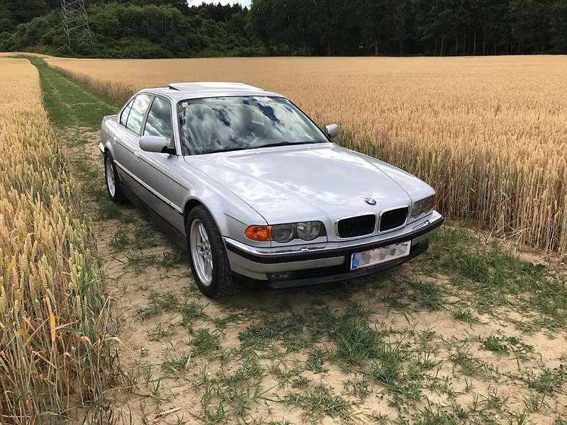 Bmw 730d E38 In Sammlerzustand Walter Grabner Klassische Sportwagen
