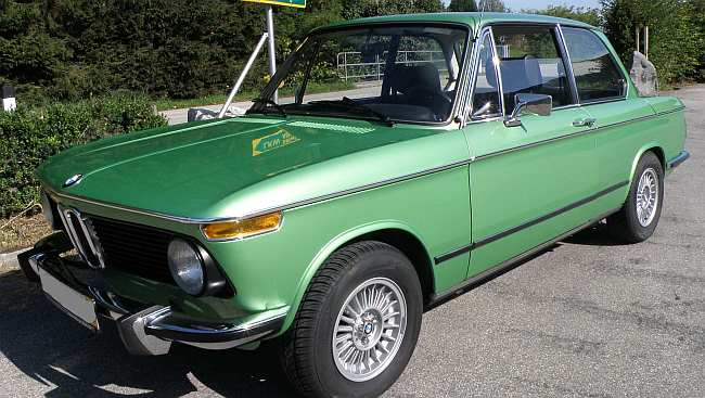 BMW 1802 L