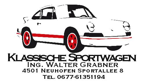 Walter Grabner Klassische Sportwagen