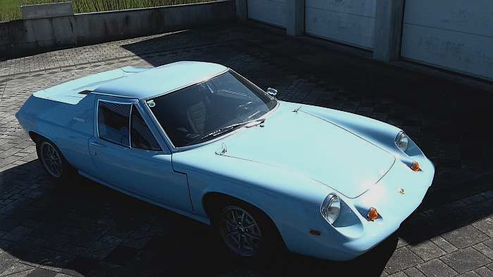 Lotus Europa Twin Cam, Bj. 1972