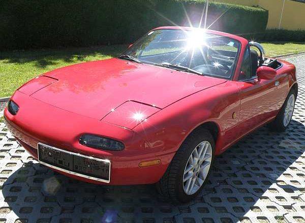 Mazda MX-5 NA Klassiker-verkauft