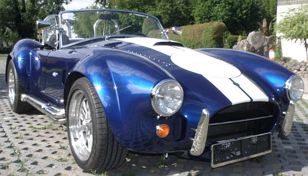 1965 Shelby Cobra SVT Replica