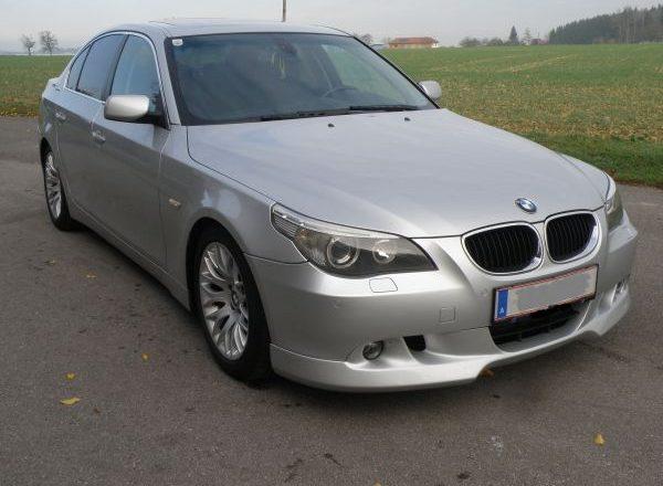 BMW 520i E60 Top Zustand