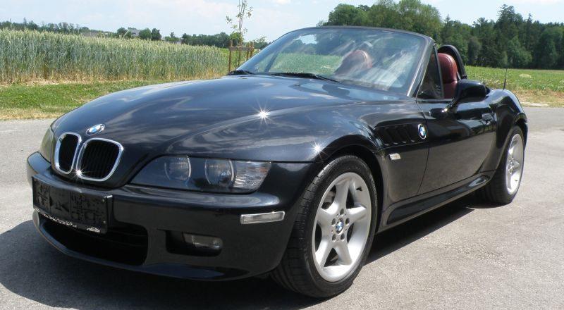 BMW Z3 2,0 Sechszylinder-VERKAUFT