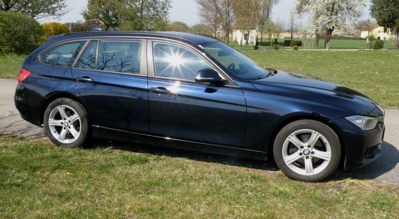 BMW 320d F31+Automatik+Navi groß-verkauft