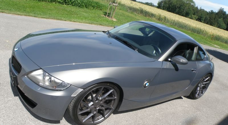BMW Z4 Coupe 3,0 Si